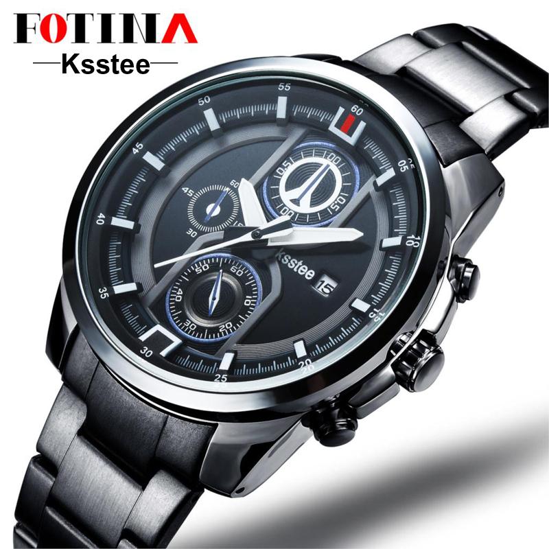 2016 Business Watches Men Brand Quartz Clock Gold Black Watch Strap Stainless Steel Geneva Watch Women Dress Watches Relogio