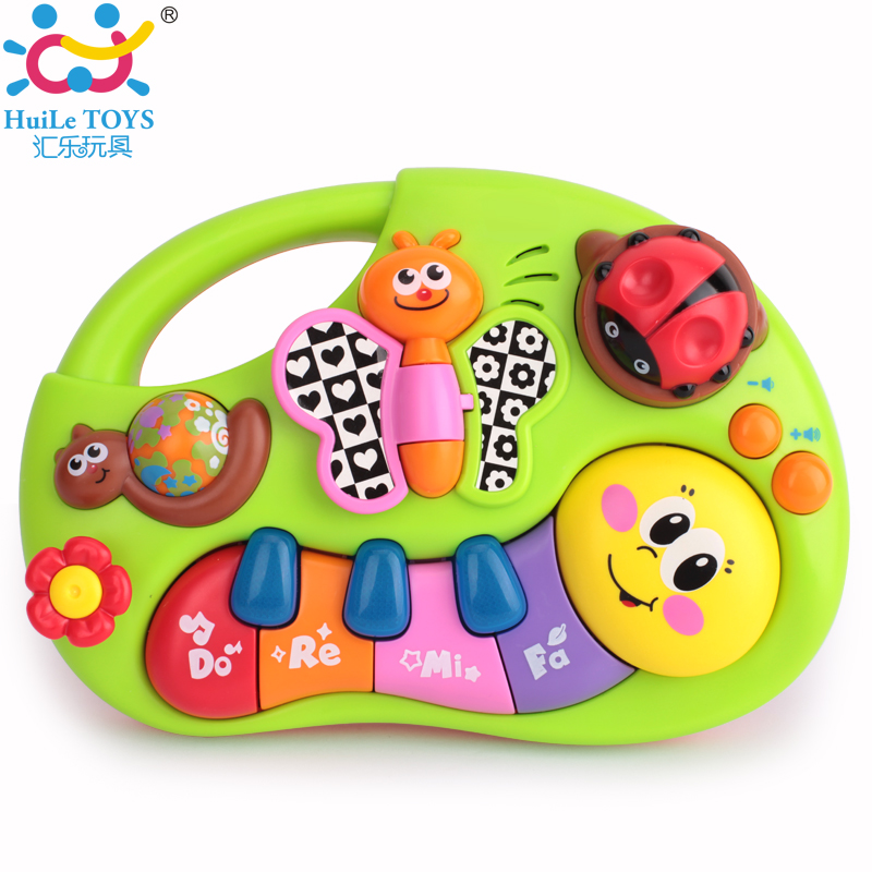 Toddler Learning Toys For 6 : Toddler learning machine toy with lights music songs