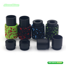 2015 the newest Colorful Mini Velocity RDA 510 thread with airflow control Rebuildable Dripping free ship free ship
