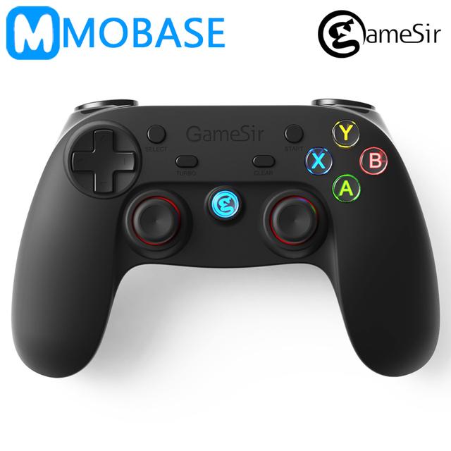 G3s gamesir коврик Геймпад для PS3 Контроллер Bluetooth и 2.4 ГГц nes snes N64 PC джойстик для Samsung Передач VR Коробка для SONY Playstation 3