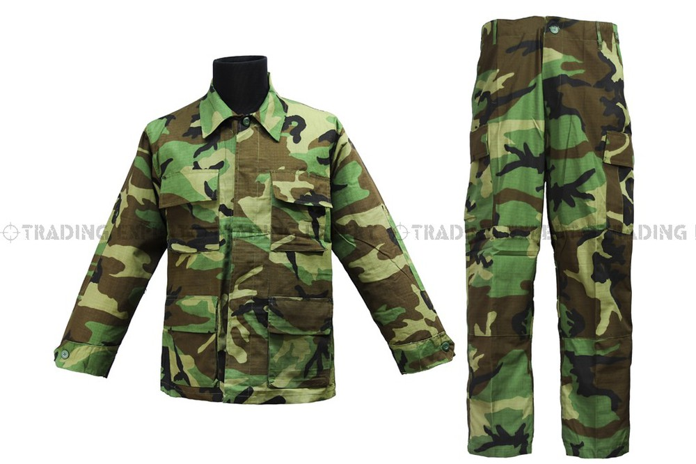 Army Suit Military Clothing Woodland CL-01-GC free shipping<br><br>Aliexpress