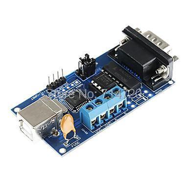 PC USB to RS232 RS485 UART TTL Signal Converter(China (Mainland))