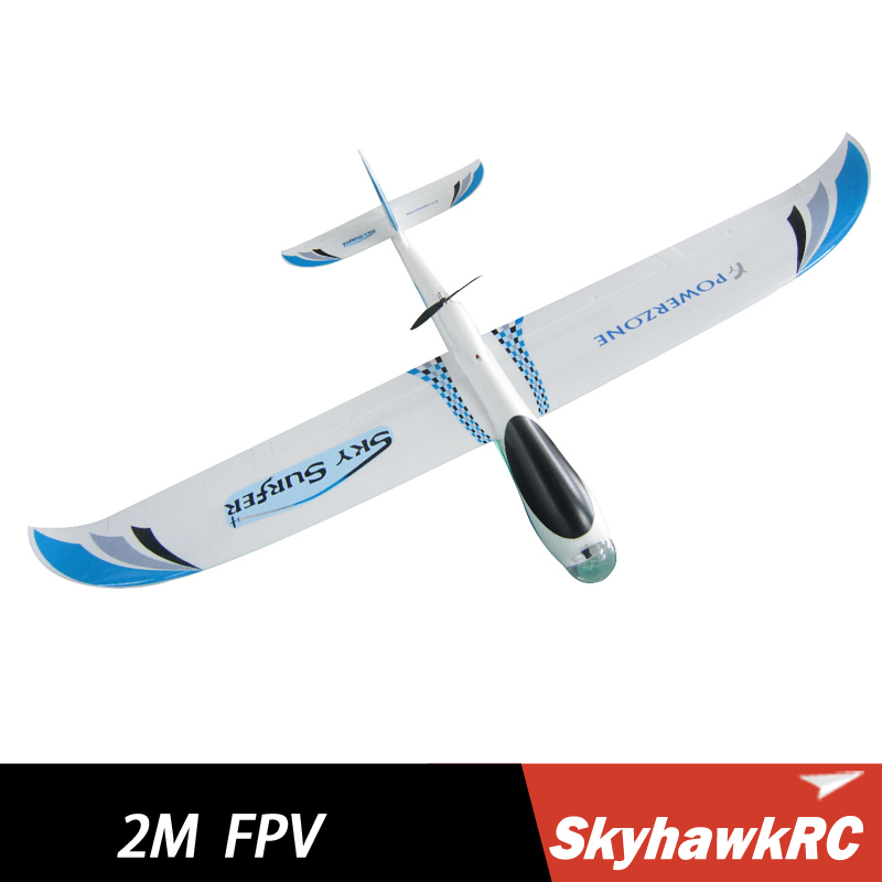 2000mm FPV UAV Skysurfer Glider RTF electric RC controle aeromodelo model plane remote control Drone model hobby Free shipping(China (Mainland))