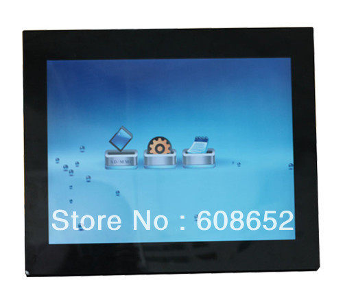 K-15 (inch) LED (digital) photo frame, 15 inch multi-functional Haier digital cameras, photographic equipment Photo Frame