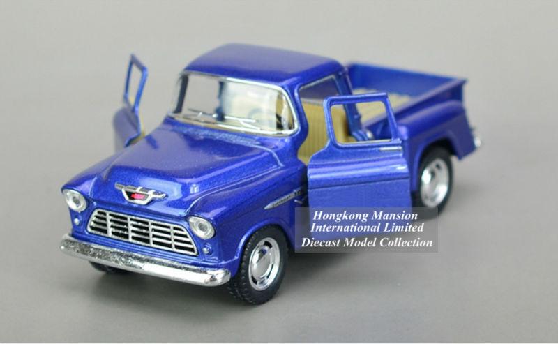 136 Car Model For 1955 Chevrolet Task Force Pickup (15)