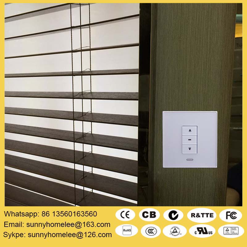 Online Buy Wholesale Motorized Vertical Blinds From China