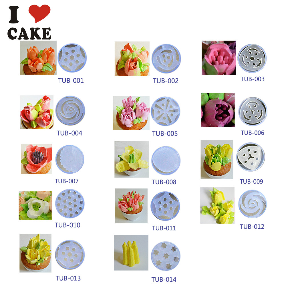 Cake Decorating Tips Chart : 1000+ ideas about Cake Decorating Piping on Pinterest ...