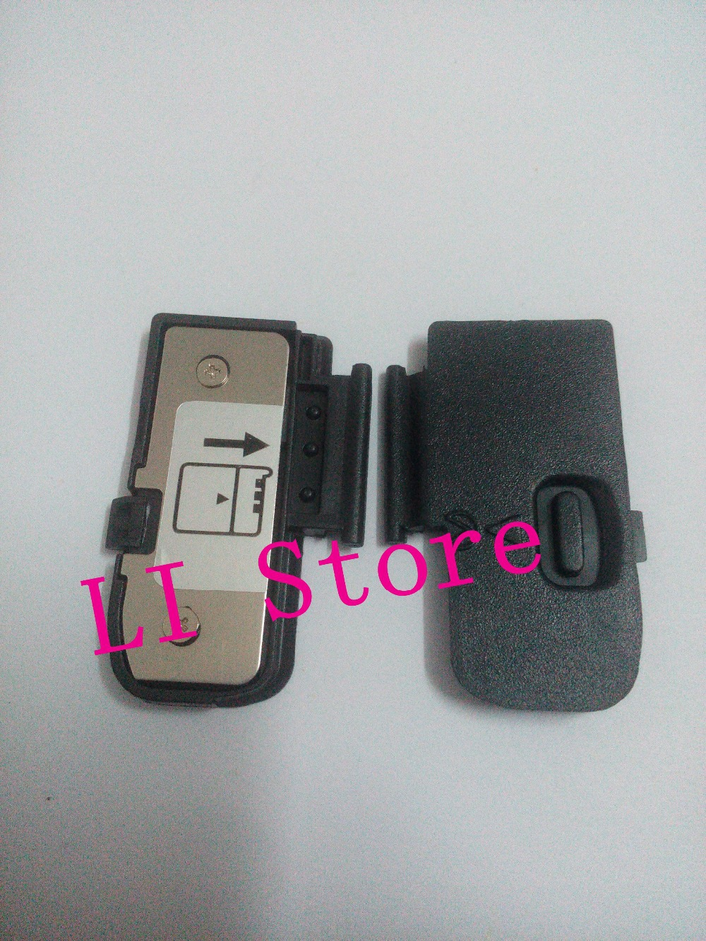 FREE SHIPPING Battery Cover For NIKON D40 Digital Camera(China (Mainland))