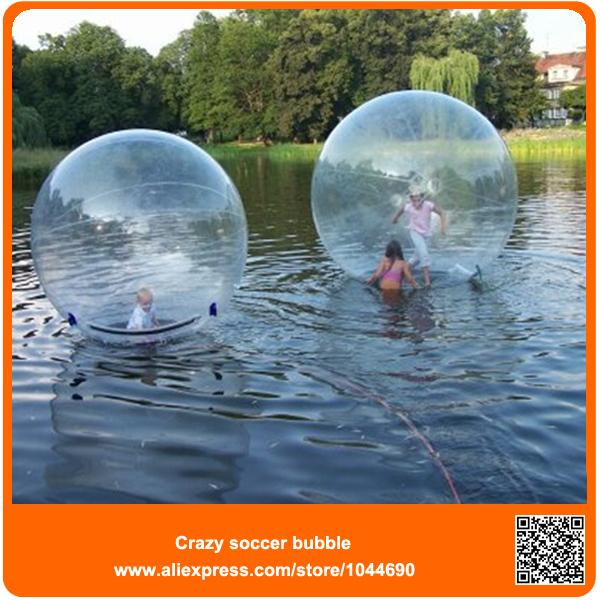 inflatable water walking ball,kids outdoor water games,inflatable water roller ball,blob water(China (Mainland))