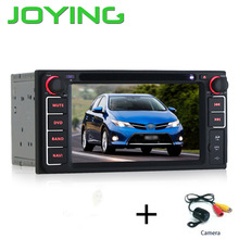 Joying Quad Core 2 Din Android Car GPS Navigation For Toyota Corolla Camry Rav4 Hilux Yaris Auris Avensis Prius Kluger Vios Mr2(China (Mainland))