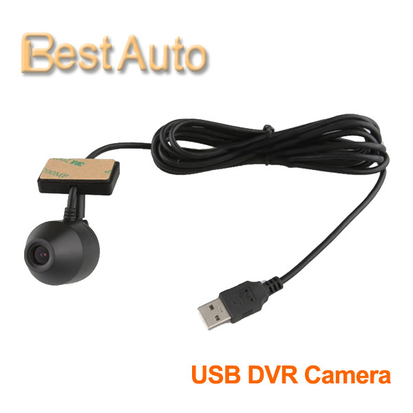 High quality USB DVR Camera for Android 4.4 Car DVD GPS Navigation (not suitable for all model) 1.3 million pixel(China (Mainland))
