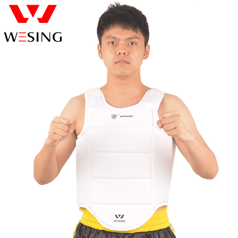 free shiping high quality karate protector boxing protector taekwondo protector Approved by WKF 1308A1<br><br>Aliexpress