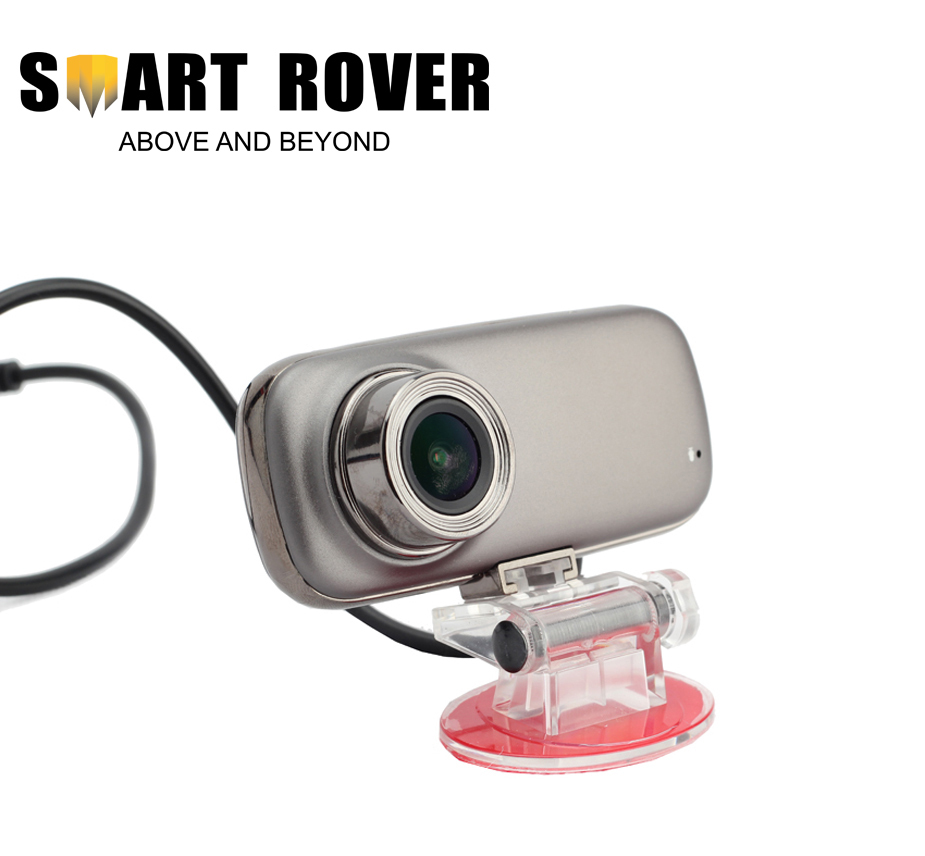 Smart-Rover S100 S150 S160 Car DVR Video Recorder H.264 Video Code, Touch Screen Control, Wide-Angle 140 Degrees, 16GB SD Card(Hong Kong)