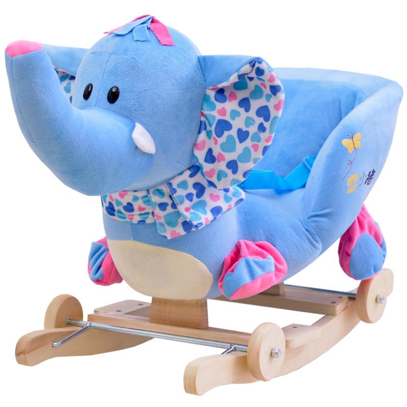 Achetez en gros l phant bascule chaise en ligne des for Chaise a bascule bebe