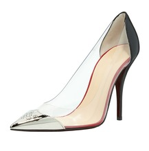 Customizable High-quality Elegant Women Pumps Sexy Pointed Toe Thin Heels Beautiful Pumps Concise Fashion Shoes Woman(China (Mainland))