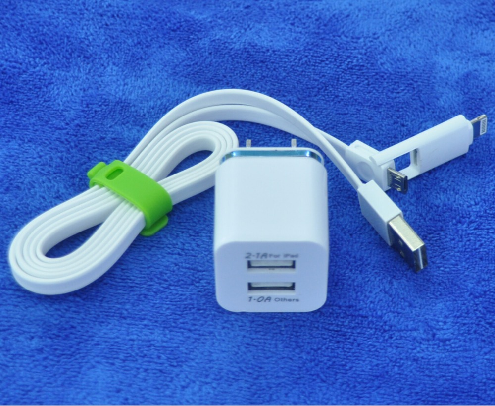 NEW Dual port 5V 3.1A EU/US Plug USB Wall Charger for Samsung iphone 6 5 5s 5C for Ipad 2/3/4 Air mini  mobile phone Adapter(China (Mainland))