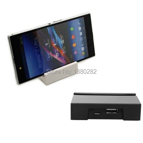 Magnetic Charging Dock Charger For Sony Xperia Z1 ZU Z1S Z1 Compact mini Z2 hnRadp(China (Mainland))