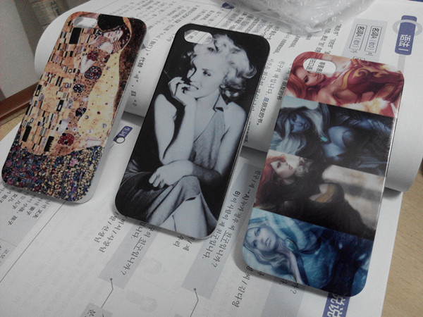 2015 wholesale eminem 1pcs/lot printed Hard Back Case Cover for Iphone 5 5s 5G Free shipping