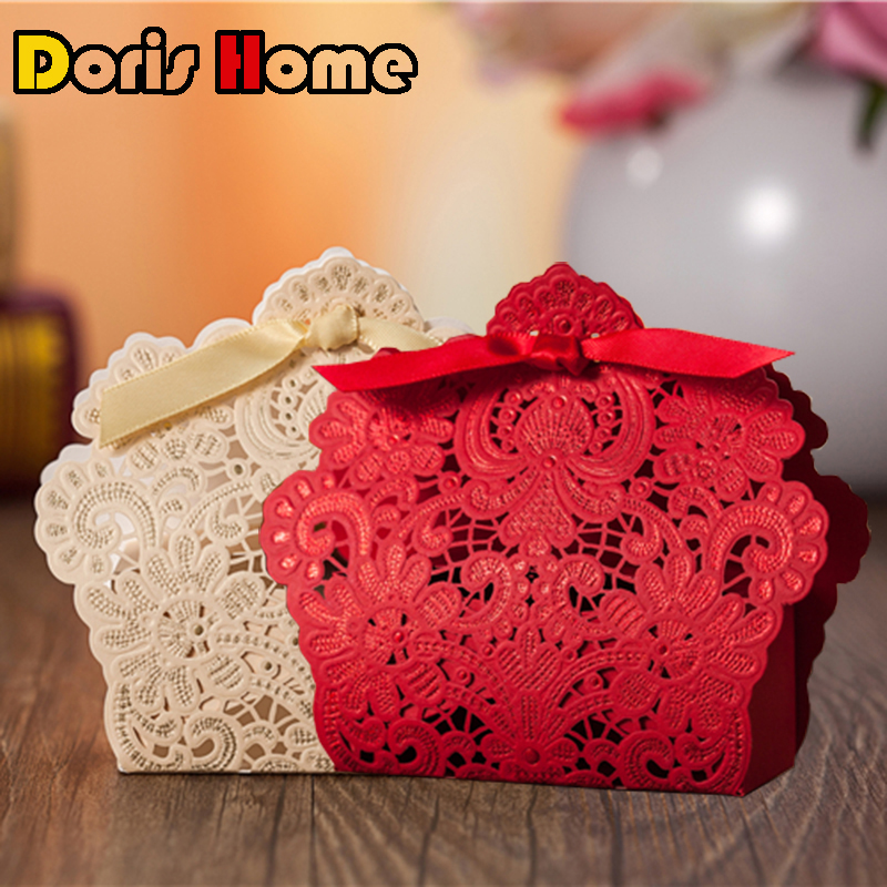 Wedding Favor Bags Nz : ... Wedding Favor Boxes Wedding Candy Box Casamento Wedding Favors And