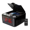 Clocked cd drive mp3 player CD stereo speakers alarm clock usb prenatal Zaojiao WMA music FM