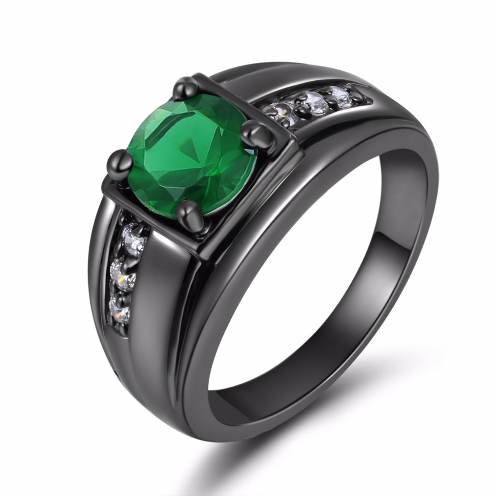 the gallery for gt emerald rings for price