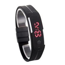 2015 New Relogio Feminino Relojes Silicone Digital Fashion Led Watch Bracelet Cartoon Jelly Men s Kids