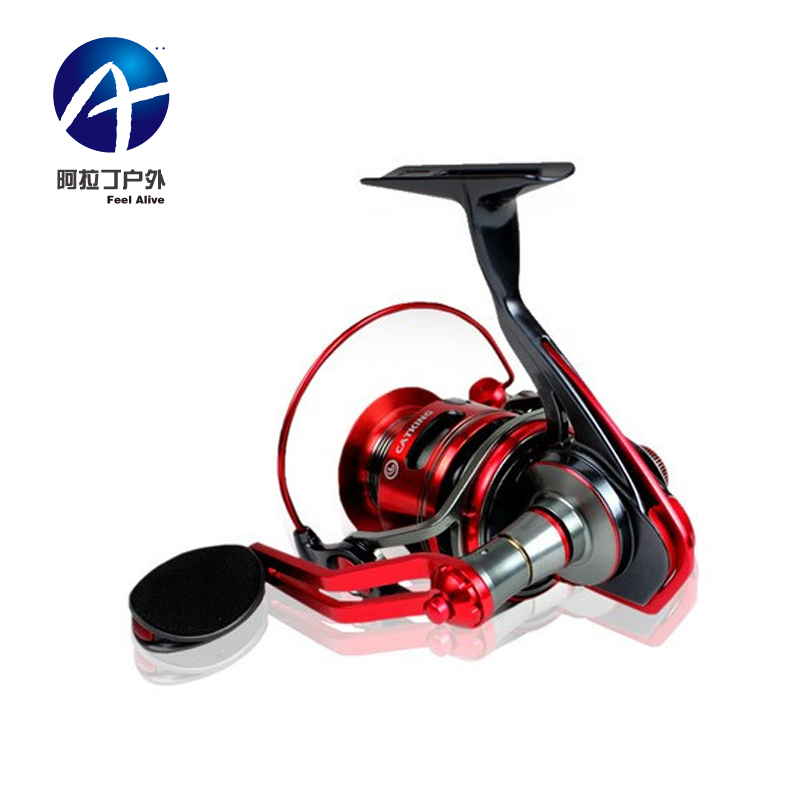 Aladdin shipping new concept Kate Extreme 40 (4000 lightweight all-metal rock fishing lures dedicated round round(China (Mainland))