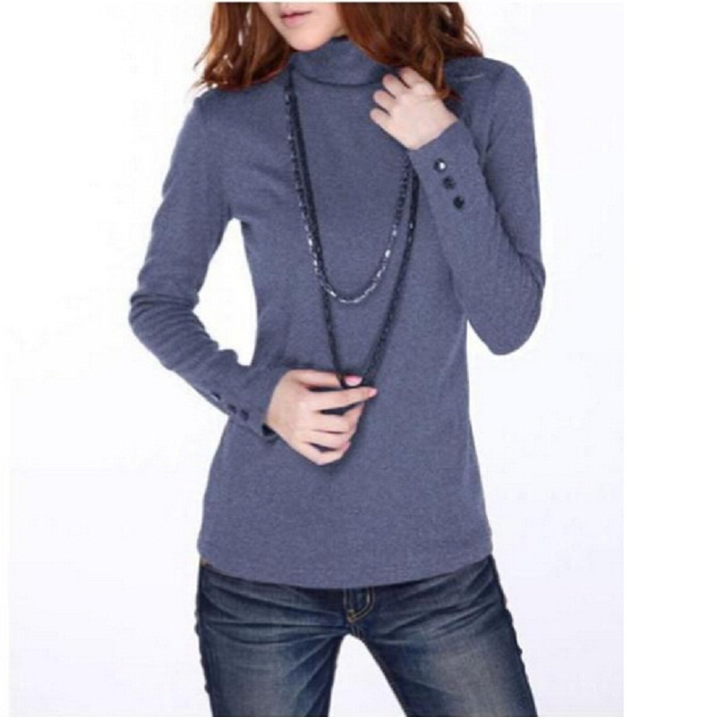 Blusas Femininas 2018 Fashion Women Clothing Tops u0026 Tees Casual Blouse Cotton Shirt Long Sleeve ...