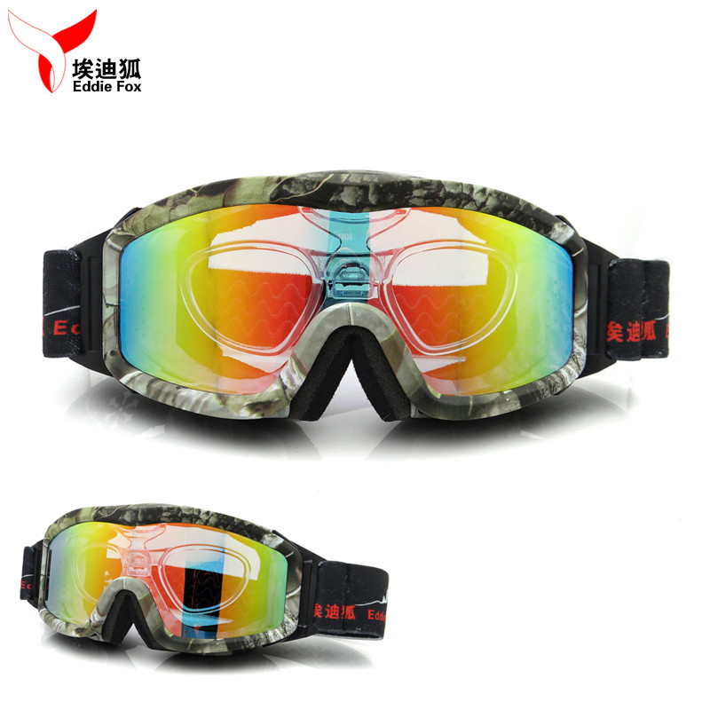 New Brand Ski Goggles Fits Over Glasses Lens Unisex Snowboard Glasses Men Skiing Masks Snowmobile Day Night Googles   <br><br>Aliexpress