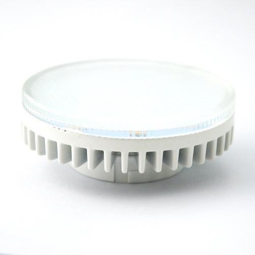 GX53 LED LAMP BULB 5w GX53 downlight ultra bright lights 85-265V Warm white Cold white free shipping(China (Mainland))