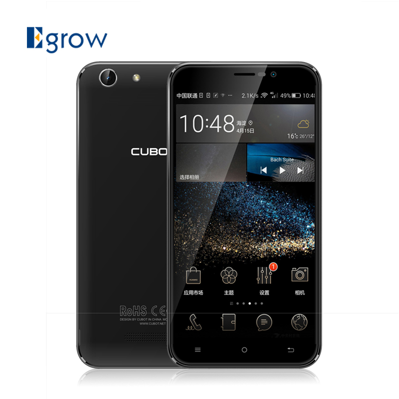 Original CUBOT NOTE S Cellphone 5.5 inch Android 5.1 MT6580 Quad Core 4150MAH Mobile Phone GSM/WCDMA Band China Smartphone(China (Mainland))