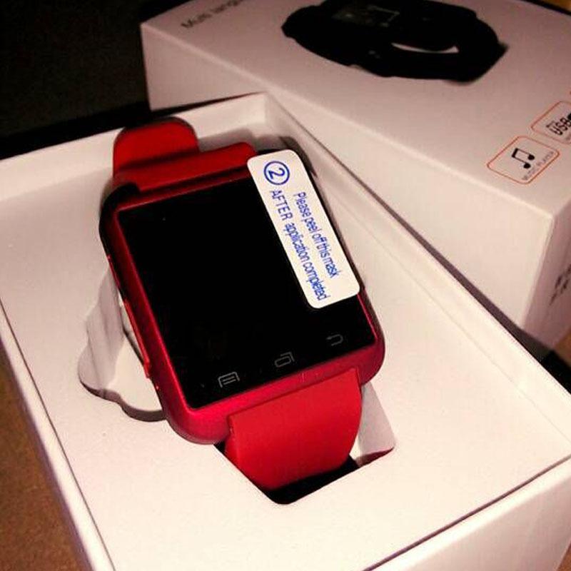 Bluetooth Smart Watch Fashion Casual Android Digital Sport Wrist LED Pair iOS Phone U8 U9 U80 Smartwatch