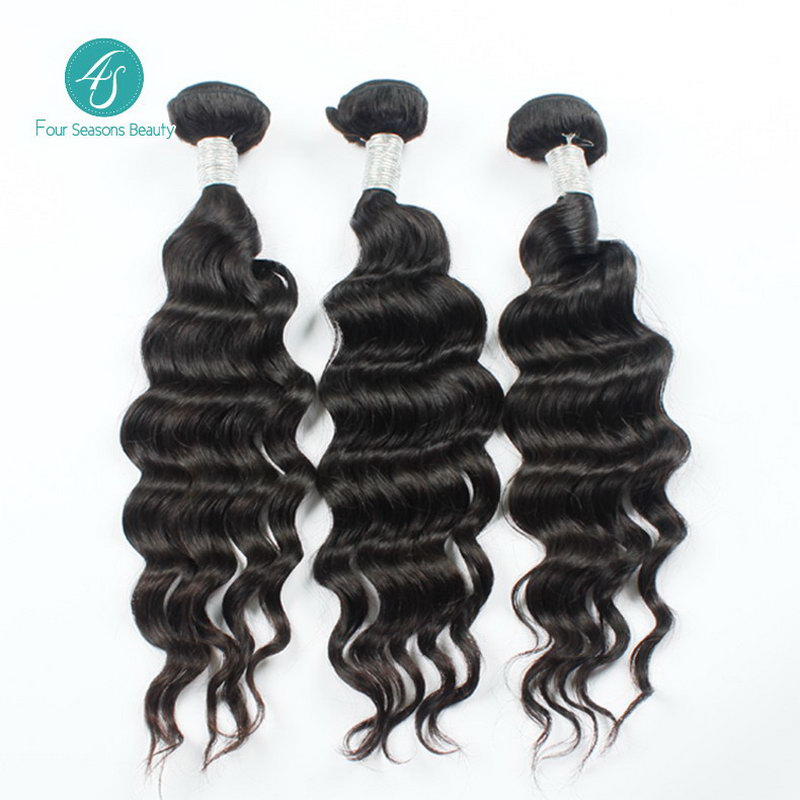 Queen Hair Products 3PCS/LOT 6a Unprocessed Peruvian Virgin Hair Loose Body Wave Natural Color Free Shipping DHL/ UPS<br><br>Aliexpress
