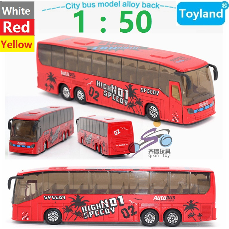 High imitation 1:50 Alloy City Bus Model Toys Pull Back/Flashing/Musical Cars Model toys BEST Gift for Children Free Shipping(China (Mainland))