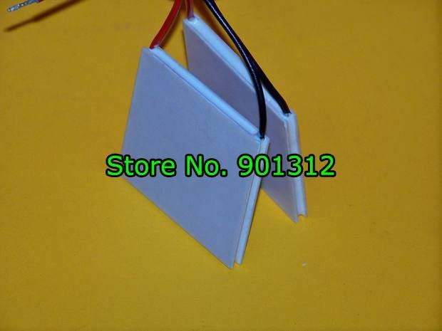 10 pcs of TEC1-12730 HIGH TEMP Thermoelectric Cooler Peltier Plate 350W &cheap shipping