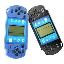 10PCs Tetris game machine  Handheld Portable Game Console,Video game machine Console,kids game Console wholesale