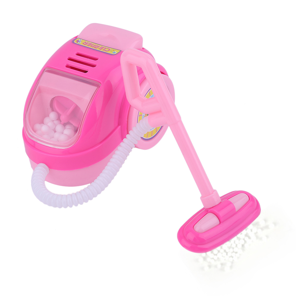 OCDAY Early Educational Kids Play Toys Simulation Vacuum Cleaners Tool Children Play House Toys Household Appliances Kids Toys(China (Mainland))