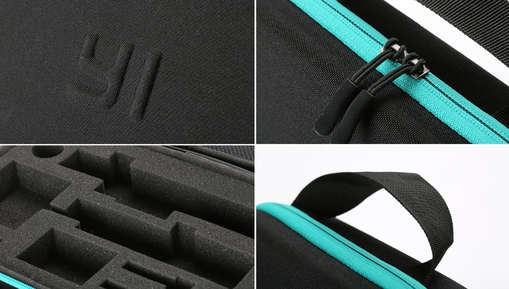 For Xiaomi Yi Accessories Set Waterproof Case Original Bag Case Bluetooth Selfie Monopod Camera Bluetooth Remote For Xiao yi