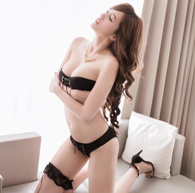 2015 новый японский стиль супер секси росту бюстгальтера, сексуальная росту деми бюстгальтер трусики установить, кружева сексуальные сводки бюстгальтера