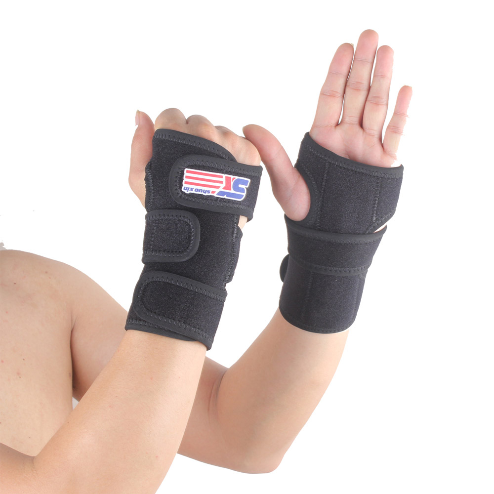 Palm Guards Brace Sport Wrist Support Hand Protector For Ski Snowboard Ice Roller Inline Skating Men Women Left or Right(China (Mainland))