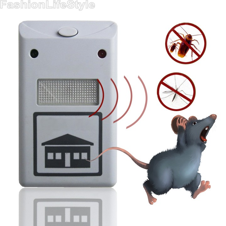 2014 New Riddex Plus Ultrasonic Electronic Pest Control & Rodent Mouse Repeller 51(China (Mainland))