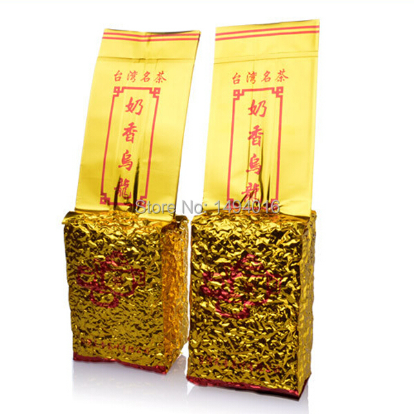 Free shipping vacuum pack milk oolong tea 250g with brand name anxitea shelf life 540 days