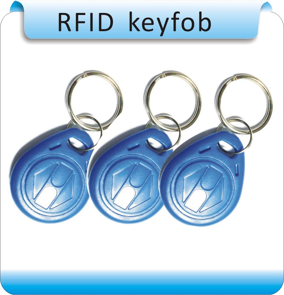 100pcs RFID EM4305 / EM5200 125KHZ frequency Rewritable RFID access card / key tags /can rewrite code()