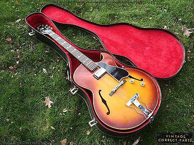 Vintage 1965 GN ES175 ES-175 1961 1960 1963 Archtop Jazz Guitar L-5 L-4C(China (Mainland))
