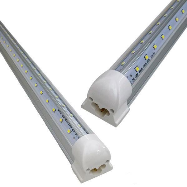 Ultra-helle 32W LED-Röhre 150cm mit integriertem Lampengehäuse