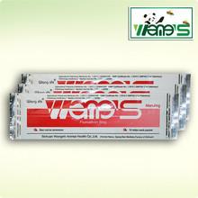 10 Strips Wang's Man jing Mite Instant Killer Wang's Flumethrin Bee medicine Bee Drug(China (Mainland))