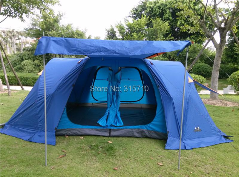 Achetez en gros de la famille tente de camping en ligne for Tente deux chambres