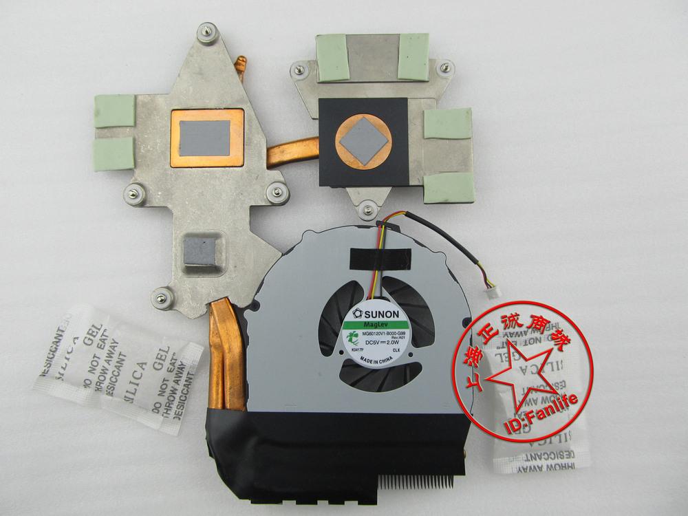 New original FOR ACER 5740 5742 module 60.4FN11.002 CPU fan heatsink<br><br>Aliexpress