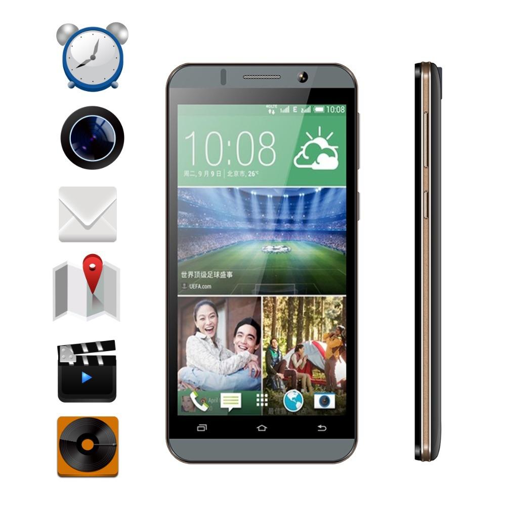 "Original VKWORLD VK700 5.5"" IPS HD Anroid 4.4 MTK6582 Quad Core 3G WCDMA Smartphone 13MP 1GB RAM 8GB ROM In Stock Mobile Phone(China (Mainland))"