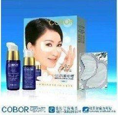 Icy water whitening Bell COBOR can set Mask + sunscreen sunscreen